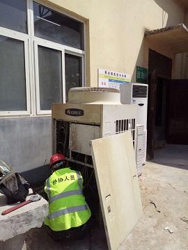 周口二手空调回收价格是怎么定位的(图文)